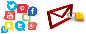 Bezpieczeństwo w sieci - media społecznościowe i poczta elektroniczna
