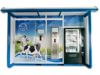 Pomysł na biznes na wsi - mlekomaty
