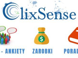 Clixsense - opinie - poradnik - zarobki - ankiety