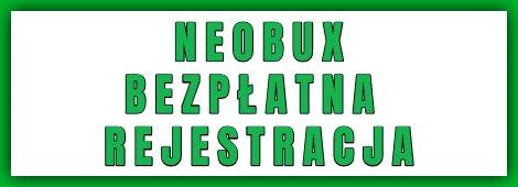 NEOBUX - BEZPŁATNA REJESTRACJA
