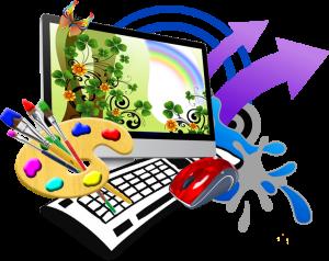 Pomysł na biznes w internecie - projektowanie graficzne