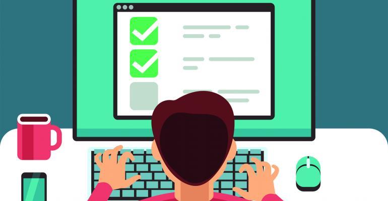 Wypełnianie ankiet sposobem na zarobek dla nastolatków